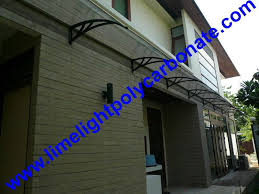 Outdoor Window Awnings And Canopies Polycarbonate Awning Door Canopy Diy Awning Canopy Diy Kit Awning Rain