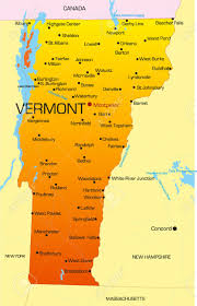 usa map vt map usa vermont major tourist attractions maps