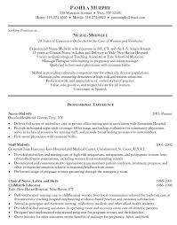 sle resume for newly registered nurses new grad resume sle botbuzz co