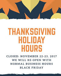 thanksgiving hours the groom bridal boutique