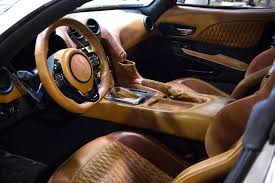Brown Car Interior 10 Most Luxurious Car Interior Designs U2013 No 6 Is Too Expensive