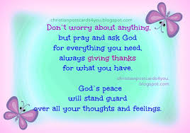 bible verses for a birthday card don t worry bible verse image christian cards for you