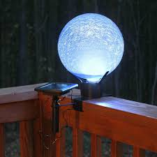 Glow In The Dark Gazing Ball Gazing Globes Gazing Balls Garden Gazing Globes Crackle Glass