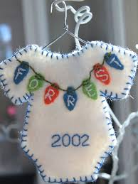 personalized onesie ornament diy kit ornament babies and etsy