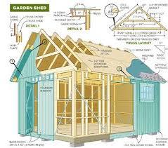 Garden Shed Plan Diy Shed Plans Garden Shed Storage Shed Build A Shed