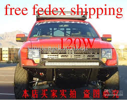 24 inch led light bar offroad 24 inch offroad trucks 120w led light bar atv suv cars flood beam