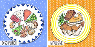 cosmopolitan clipart food plate personality test what your plate says about your