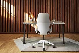 fauteuil de bureau steelcase la revue du design archive silq un siège de bureau par