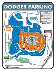 Angel Stadium Seating Map Dodger Stadium Los Angeles Ca Seating Chart View