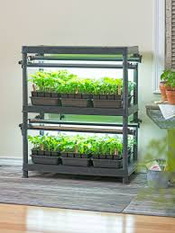 Grow Lights For Plants Stack N Grow Light System Exclusively From Gardener U0027s Supply
