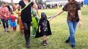 halloween parade for the kids 2014 youtube