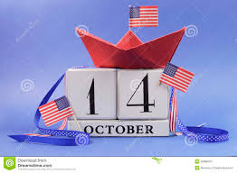 happy columbus day for the second monday in october 14 october