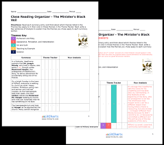 the minister u0027s black veil study guide from litcharts the