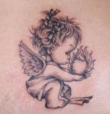 angel tattoo images u0026 designs