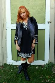 embroidered tunic dress u0026 lace up boots firefly clothing