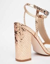 Womens Holidays by Asos Ireland Women U0027s Asos Holidays Embellished Heeled Sandals