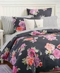 Pottery Barn Teen Comforter Floral Bedding From Pbteen Dorm Room Trends Pinterest
