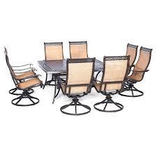 Patio Swivel Chair Aluminum Swivel Patio Chairs