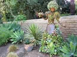 How To Create A Rock Garden by Succulent Art At The San Diego Botanic Gardens Travel Art