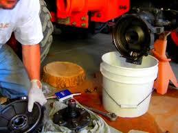 kubota tractor front axle bearing repair part 5 youtube kubota