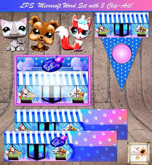 313 best lps bday party images on pinterest littlest pet shops