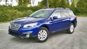 2017 subaru outback 2 5i touring test drive review