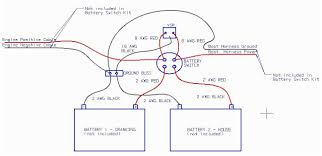marine battery selector switch wiring diagram webtor me