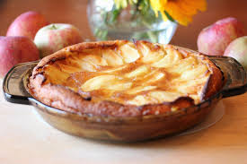 apple clafoutis lisa u0027s dinnertime dish for great recipes