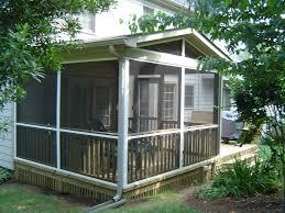 Apartment Patio Screen Outdoor Screened Porch Kits Screen Porch Enclosure Kits
