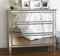 Mirrored Desks Furniture Surprising Mirrored Dressers And Nightstands 74 For Your Simple