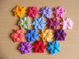 Tiny Flower Crochet Pattern - wallpapers host2post