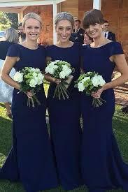 royal blue bridesmaid dress on luulla