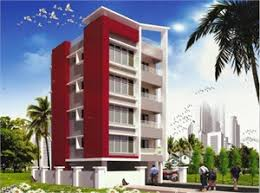 3 bhk multistorey apartment flat for sale in standalone gariahat