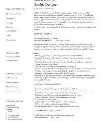 Graphic And Web Designer Resume Sample Designer Resume Web Designer Cv Sample Example Job