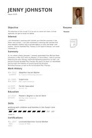Resume Community Service Example by Social Worker Resume Samples Visualcv Resume Samples Database