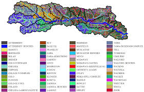 Utk Map Papanicolaou Research Group Environmental Hydraulics And