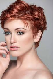 short hairstyles for 2015 for women with large foreheads womens short hairstyles for thick wavy hair photos new