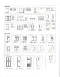 kitchen cabinet width home decoration ideas