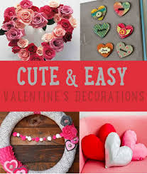 Valentine S Day Decoration Ideas Crafts by Sweet Valentine U0027s Day Decor Recipe And Craft Ideas Hip Mama U0027s Place