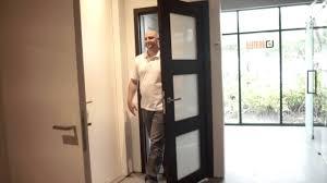 Modern Doors Concealed Closer Modern Door Hardware Bartels Doors U0026 Hardware