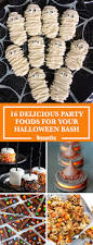 Halloween Decorations For Cakes by 22 Easy Halloween Party Food Ideas Cute Recipes For Halloween