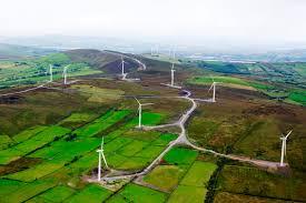 sse plans record irish wind farm onshore wind renews