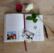wedding gift journal stories anniversary journal by from you to me