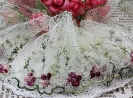 lace ribbon wholesale chemical lace fabric wholesale 40yards 9 5cm lace ribbon exquisite