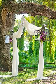 Backyard Wedding Centerpiece Ideas 54 Inexpensive Backyard Wedding Decor Ideas Backyard Weddings