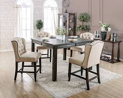 sania iii counter height dining room set casual dining sets