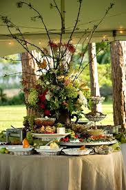 buffet table decoration ideas buffet table decorating ideas how to set arrangements