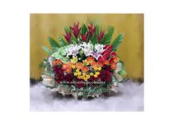 florist ta table arrangement ta 1815 silverbells florist
