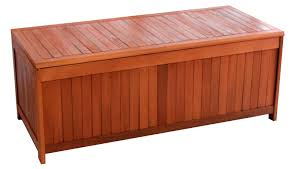 Storeage Bench - wood garden bench with storage home outdoor decoration