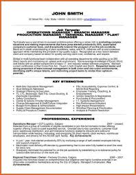 Branch Operations Manager Resume Operations Manager Resume Resume Name